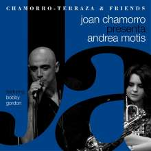 Joan Chamorro & Andrea Motis: Joan Chamorro Presents, CD