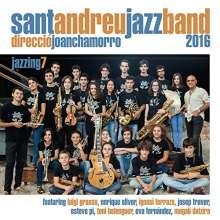 Sant Andreu Jazz Band: Jazzing 7, CD