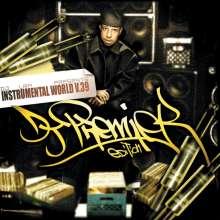 DJ Premier: DJ LRM Presents Instrumental World V.39, 3 LPs