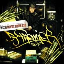Instrumental World Vol. 39, CD