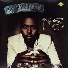 Nas: Hip Hop Heroes Instrumentals Vol.1, 2 LPs