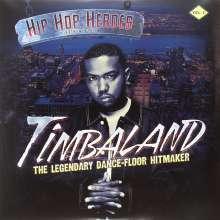 Timbaland: Hip Hop Heroes Instrumentals Vol. 2, 2 LPs