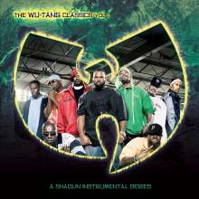 Wu-Tang Clan: The Wu-Tang Classics Vol. 1: A Shaolin Instrumental Series, 2 LPs