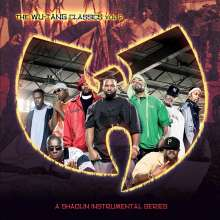 Wu-Tang Clan: The Wu-Tang Classics Vol. 2: A Shaolin Instrumental Series, 2 LPs