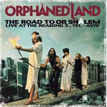 Orphaned Land: The Road To Or Shalem: Live At The Reading 3, Tel-Aviv (Limited-Edition) (Orange Crush Vinyl), 2 LPs
