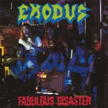Exodus: Fabulous Disaster (Limited-Edition) (Picture-Disc), LP