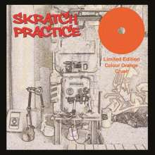 DJ T-Kut: Scratch Practice (Colour Orange Crush), Single 7""