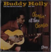 """Buddy Holly: Early Days And Rise To Stardom 1954-1957 (Limited-Numbered-Edition), 6 Single 7""""s"""
