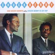 Chuck Berry: One Dozen Berrys Plus Chuck Berry Is On Top (+ 4 Bonustracks), CD