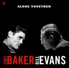 Chet Baker & Bill Evans: Alone Together (180g), LP