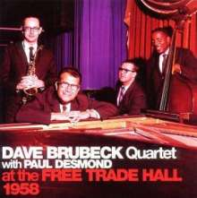 Dave Brubeck & Paul Desmond: At The Free Trade Hall 1958, 2 CDs