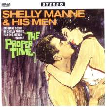 Shelly Manne (1920-1984): Proper Time, CD