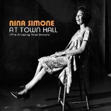 Nina Simone (1933-2003): At Town Hall / The Amazing Nina Simone, CD