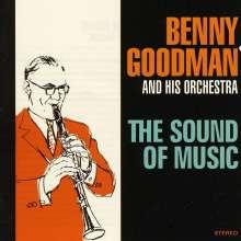 Benny Goodman (1909-1986): Sound Of Music, CD