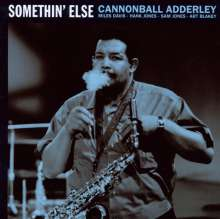 Cannonball Adderley (1928-1975): Somethin' Else (Poll Winners Edition), CD