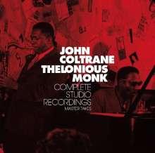 Thelonious Monk & John Coltrane: Complete Studio Recordings, CD