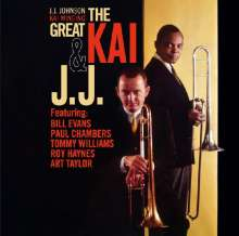 J.J. Johnson & Kai Winding: Great Kai & J.J., CD