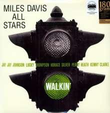 Miles Davis (1926-1991): Walkin' (180g) (Limited Edition), LP