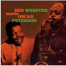 Ben Webster (1909-1973): Ben Webster Meets Oscar Peterson (180g) (Limited Edition), LP
