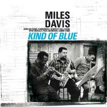 Miles Davis (1926-1991): Kind Of Blue (180g) (Limited Edition), LP