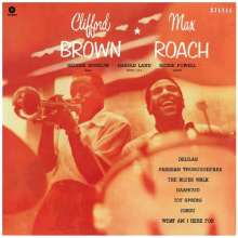 Clifford Brown (1930-1956): Clifford Brown & Max Roach + 1 Bonustrack (180g) (Limited-Edition), LP