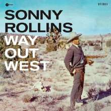 Sonny Rollins (geb. 1930): Way Out West (180g), LP
