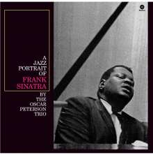 Oscar Peterson (1925-2007): A Jazz Portrait Of Frank Sinatra (remastered) (180g) (Limited-Edition), LP