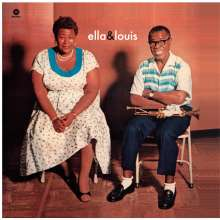 Louis Armstrong & Ella Fitzgerald: Ella & Louis (180g) (Limited Edition), LP