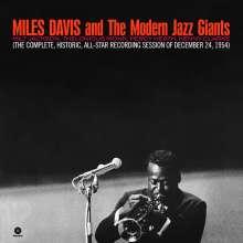 Miles Davis (1926-1991): Miles Davis & Modern Jazz Giants (180g) (Limited Edition), LP