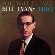 Bill Evans (Piano) (1929-1980): Portrait In Jazz (180g) (Limited Edition), LP