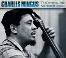 Charles Mingus (1922-1979): The Complete 1960 Nat Hentoff Sessions, 3 CDs