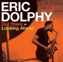 Eric Dolphy (1928-1964): Out There/Looking Ahead, CD