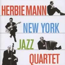 Herbie Mann (1930-2003): New York Jazz Quartet/Music..., CD