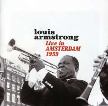 Louis Armstrong (1901-1971): Live In Amsterdam 1959, CD