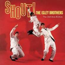 The Isley Brothers: Shout!, CD