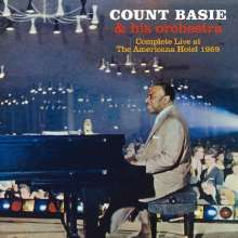 Count Basie (1904-1984): Complete Live At The Americana Hotel 1959 (Limited Edition), 2 CDs