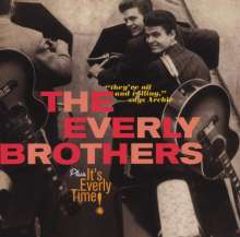 The Everly Brothers: Everly Brothers/It's Everly Time, CD