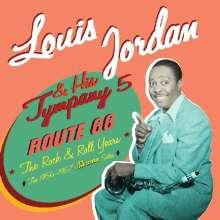 Louis Jordan (1908-1975): Route 66, CD