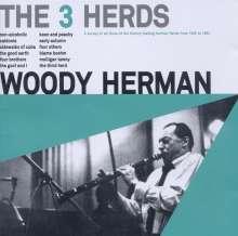 Woody Herman (1913-1987): 3 Herds, CD