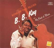 B.B. King: King Of The Blues / My Kind Of Blues, CD