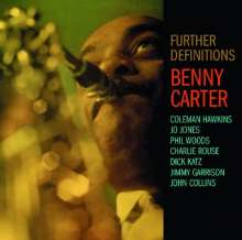 Benny Carter (1907-2003): Further Definitions, CD