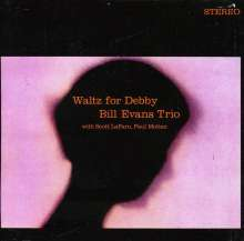 Bill Evans (Piano) (1929-1980): Waltz For Debby, CD