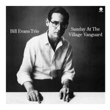 Bill Evans (Piano) (1929-1980): Sunday At The Village Vanguard (remastered) (180g) (Limited Edition), LP