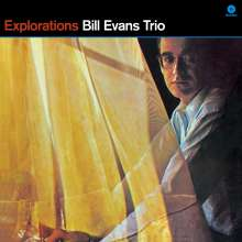 Bill Evans (Piano) (1929-1980): Explorations (180g) (Limited Edition) (+ 1 Bonustrack), LP