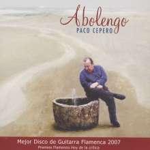 Paco Cepero: Abolengo, CD