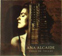 Ana Alcaide: Viola De Teclas, CD