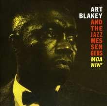 Art Blakey (1919-1990): Moanin' (+ 4 Bonus Tracks), CD