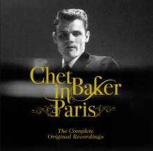 Chet Baker (1929-1988): In Paris, 2 CDs