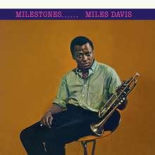 Miles Davis (1926-1991): Milestones (180g) (Limited Edition), LP