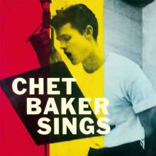 Chet Baker (1929-1988): Sings (180g) (Limited-Edition), LP